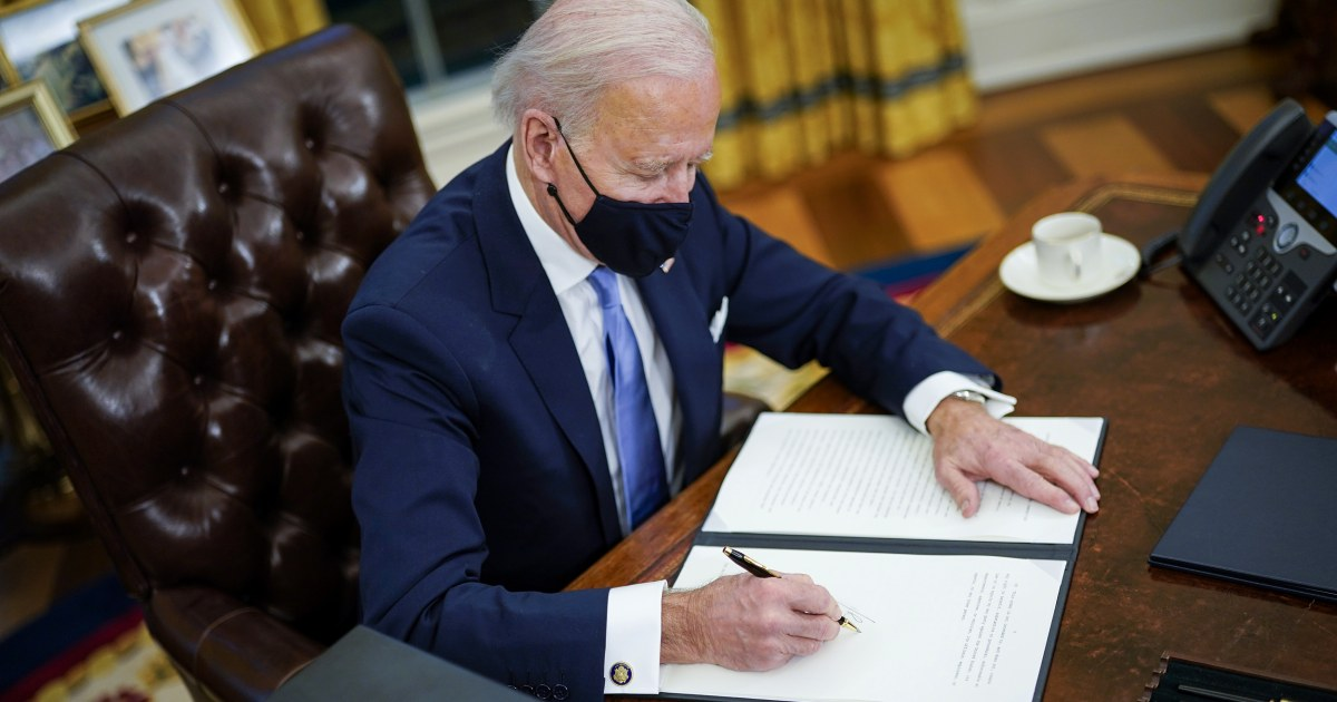 Biden, GOP senators clash over bipartisan Covid relief