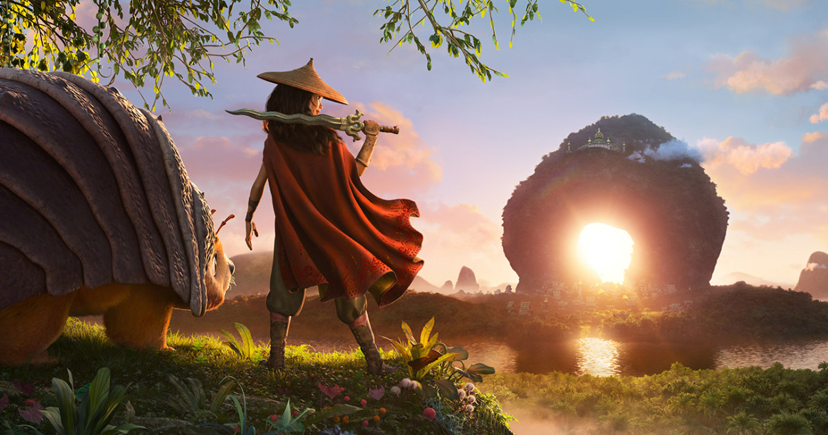 Disney's 'Raya and the Last Dragon' sparks mixed reactions on Asian representation