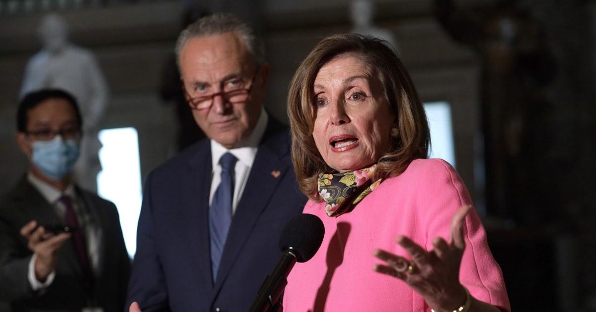 Trump's Capitol mob lends Senate Democrats the momentum to enact historic reforms