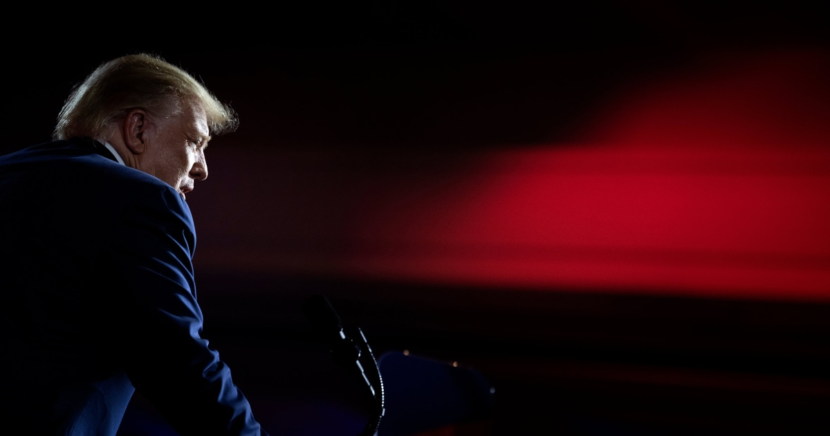 Trump considers written letter as part of Senate trial defense