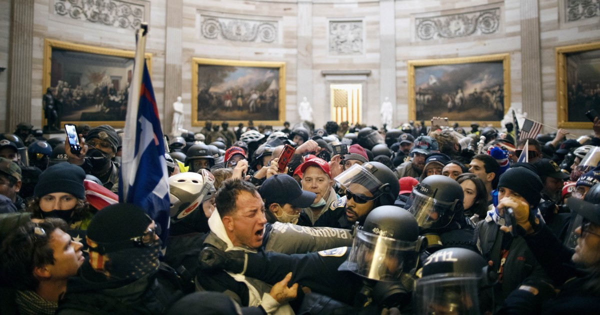 States revive push to crack down on protests after Capitol riot