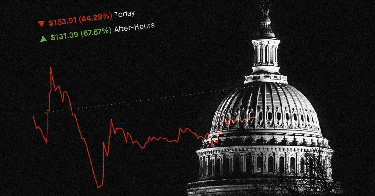 Buy or sell: GameStop frenzy has Washington teasing action on Reddit vs. Wall Street – NBC News