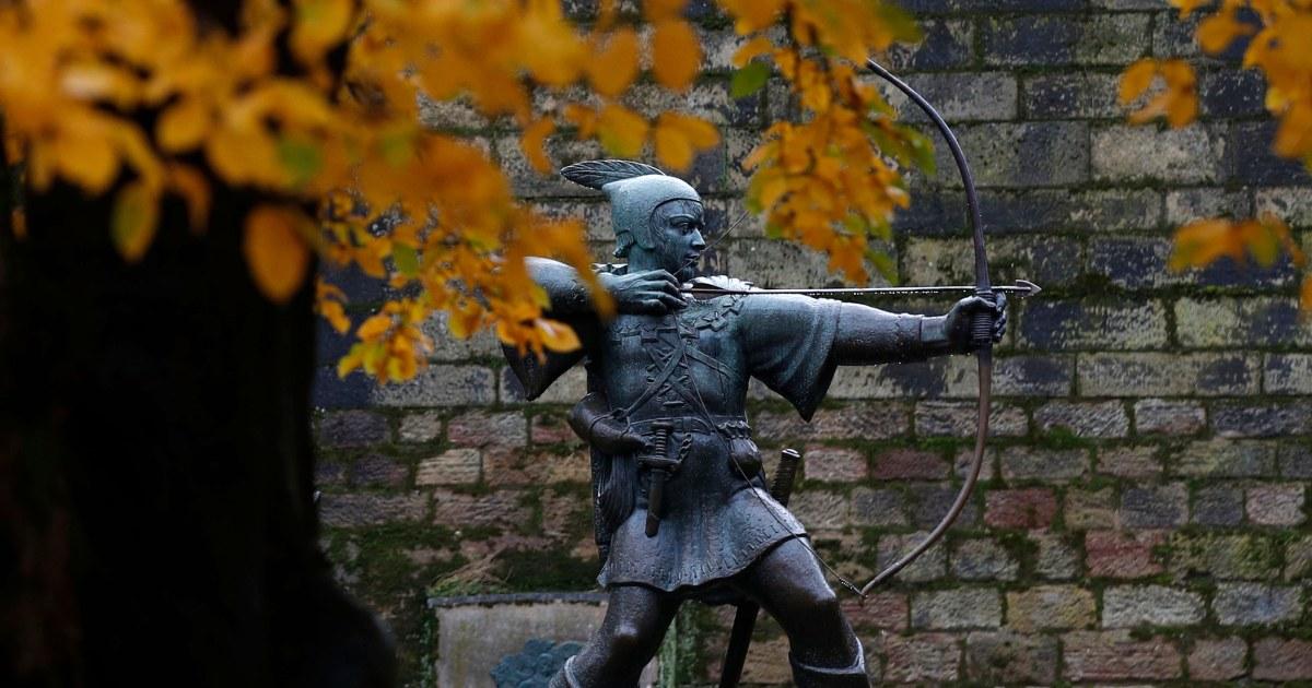 Robin Hood Film 2021