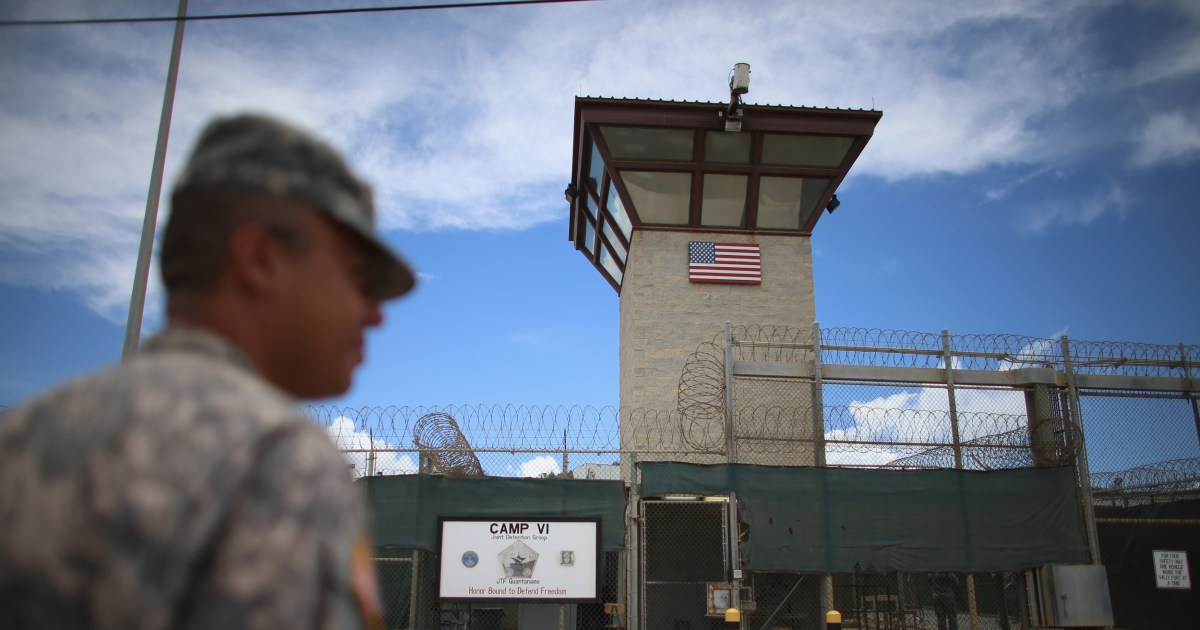 Pentagon pauses plan to offer Covid vaccine to Guantánamo Bay prisoners
