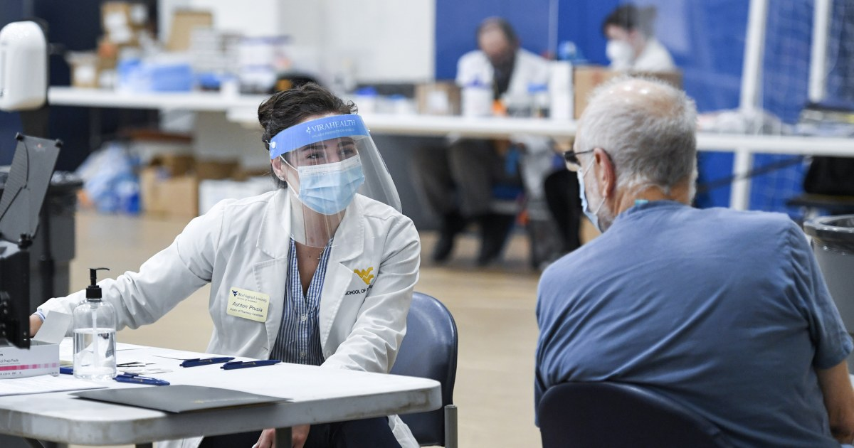 'We crushed it': How did West Virginia become a national leader in Covid vaccination?