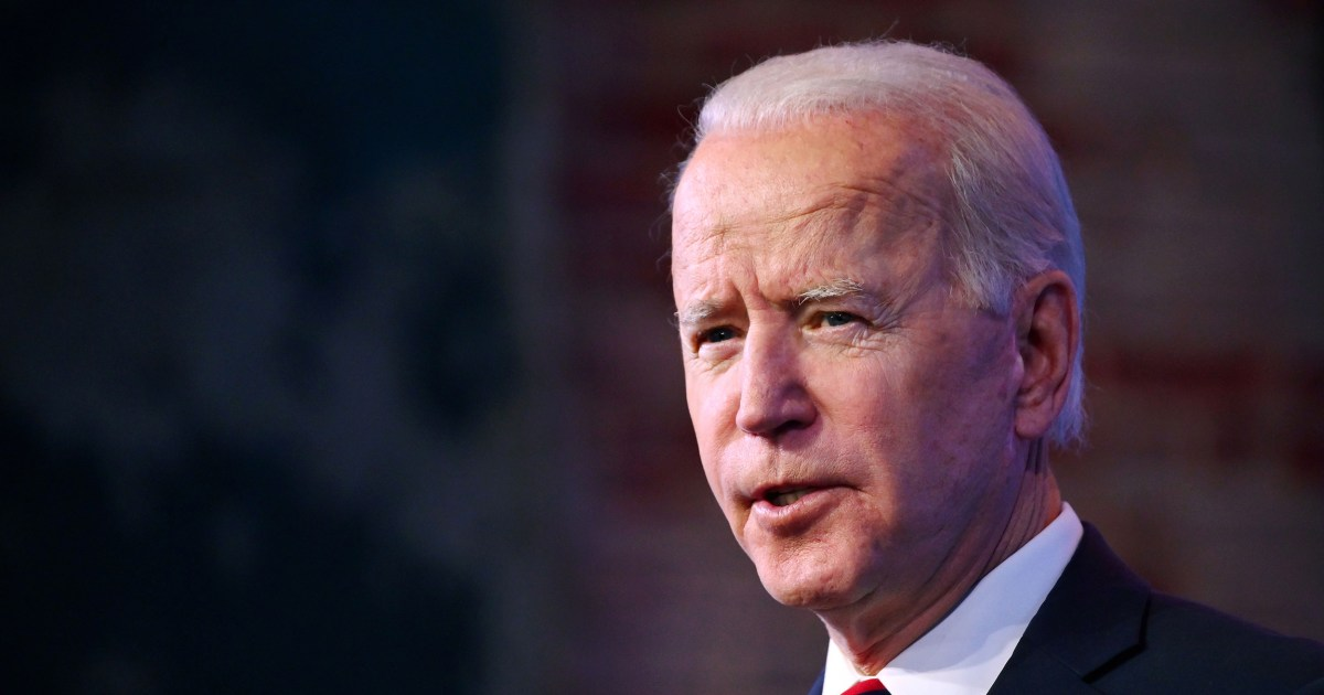 Biden signs immigration executive orders to address 'moral failing' of Trump's policies