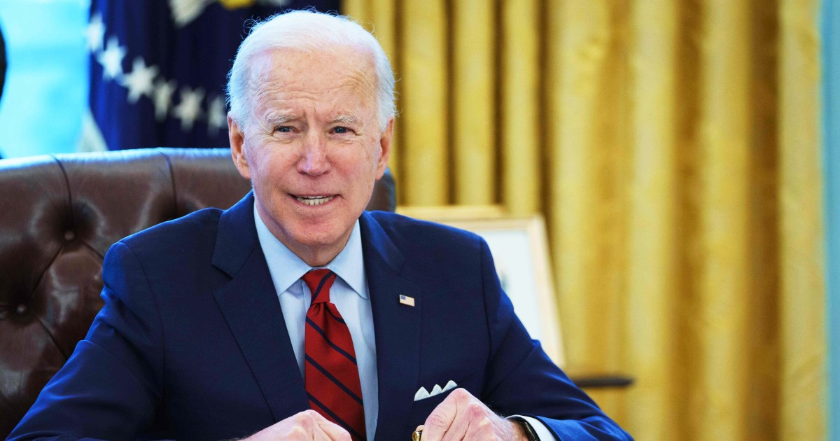 It's easy to say Biden should jam the GOP on Covid aid. It's hard to do.