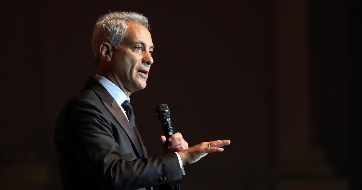 Biden administration eyes Rahm Emanuel for ambassadorship