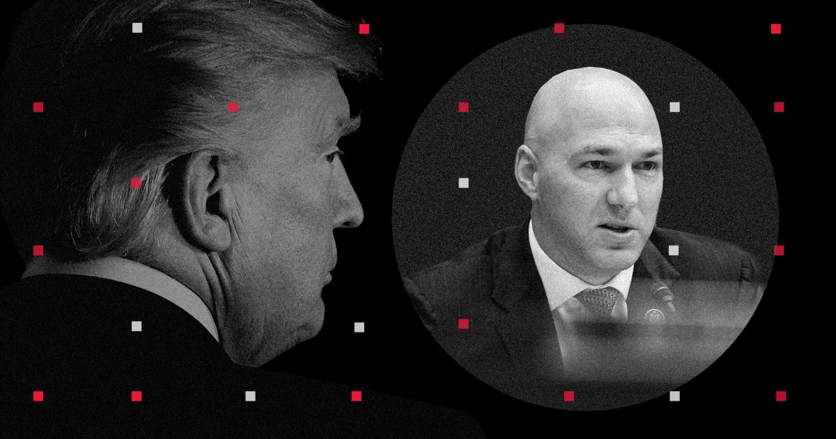 GOP Rep. Anthony Gonzalez risked his career to impeach Trump. He's not sorry.