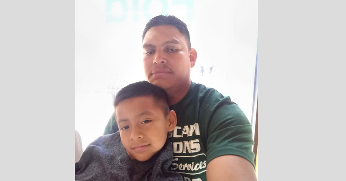 9-year-old boy begs Biden administration to stop his father's deportation to Guatemala