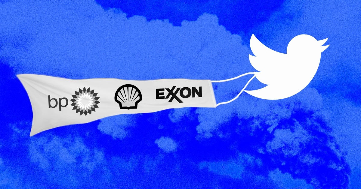 2021-02-04 11:02:08 | Twitter thinks ads about climate change are bad. Big Oil's disinformation is fine, though.