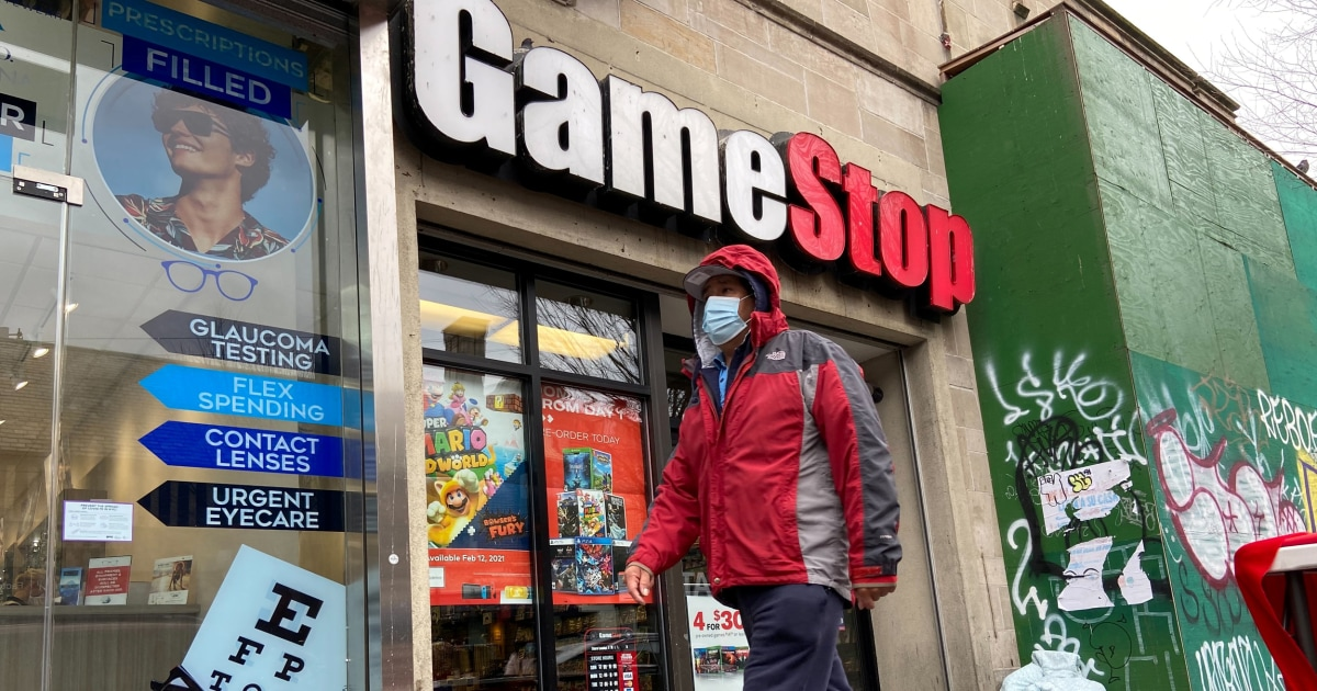 If you joined the GameStop frenzy or dabbled with bitcoin, get ready for the tax man thumbnail