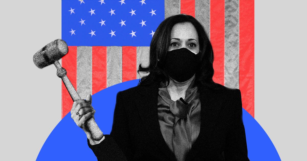 2021-02-08 10:34:00 | Vice President Kamala Harris could kill the filibuster herself