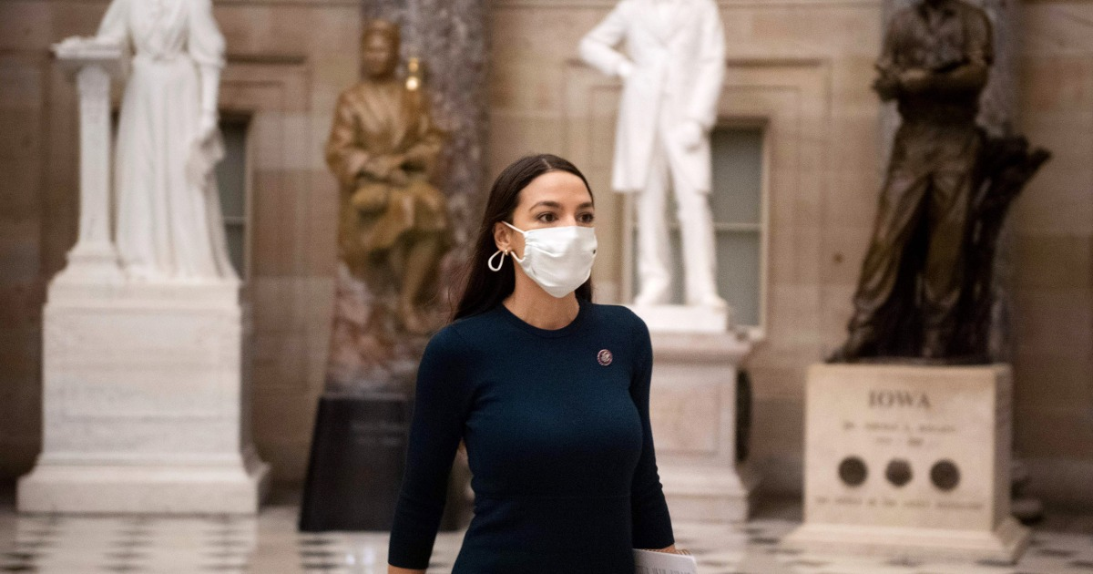 AOC leads lawmakers in recalling their harrowing accounts of Capitol siege