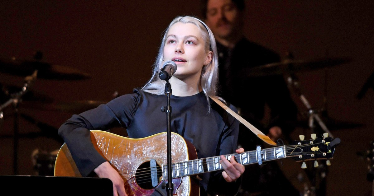 Phoebe Bridgers describes going to Marilyn Manson's house as a teen amid growing abuse allegations