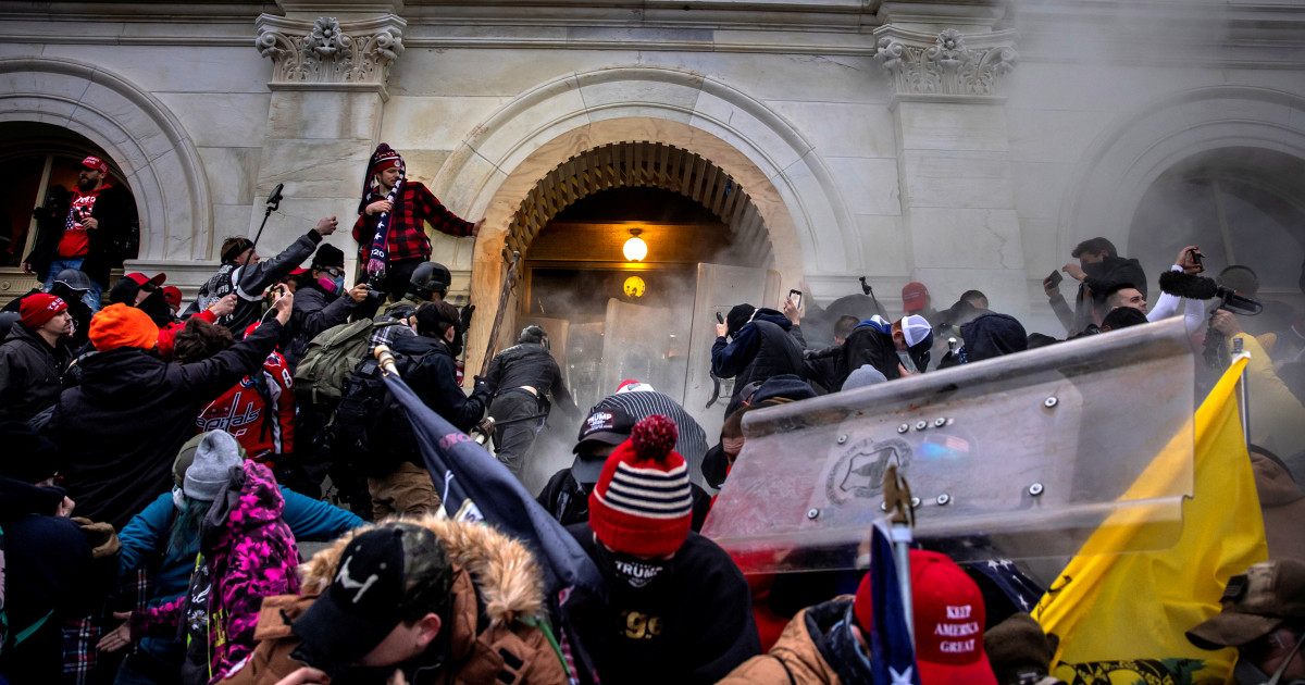Current Status: FBI still after 'worst of the worst' in Capitol riot as new arrests come at steady pace