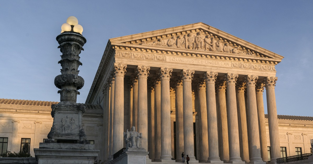 Democrats to introduce bill to expand Supreme Court from 9 to 13 justices – NBC News