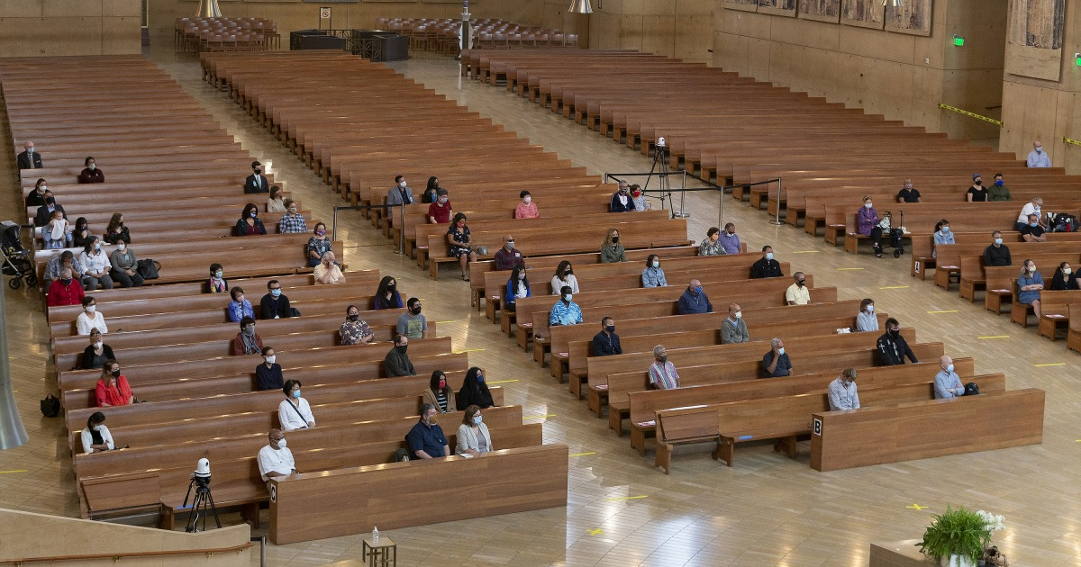 California to revise indoor church guidelines after ruling