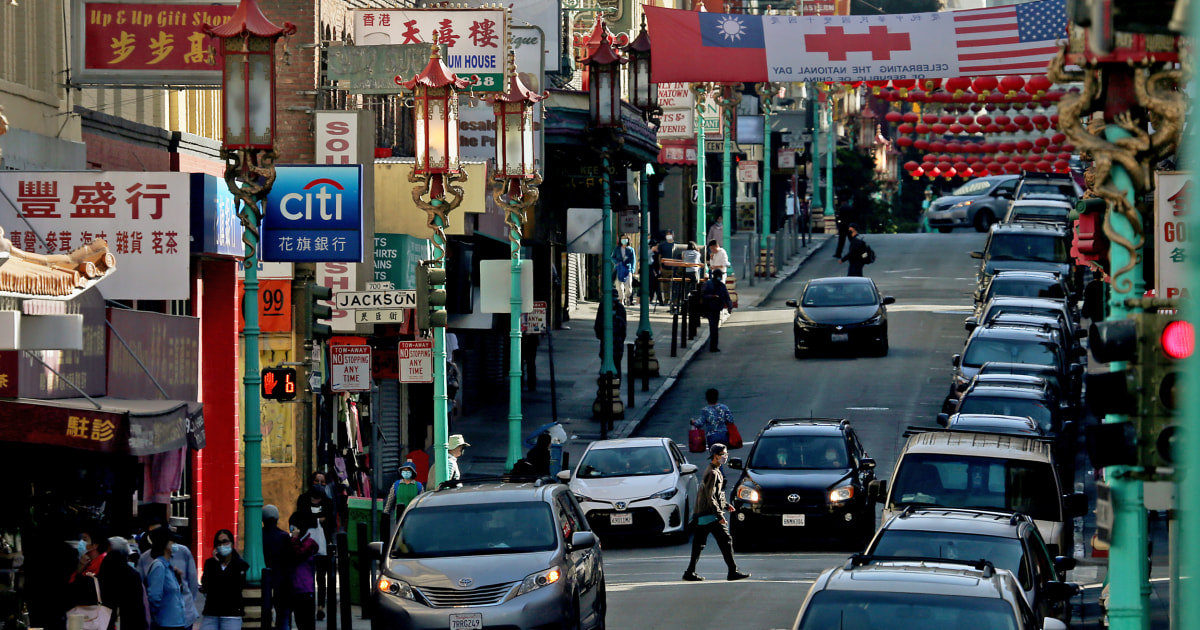 www.nbcnews.com: String of attacks against older Asians leaves big city Chinatowns on edge
