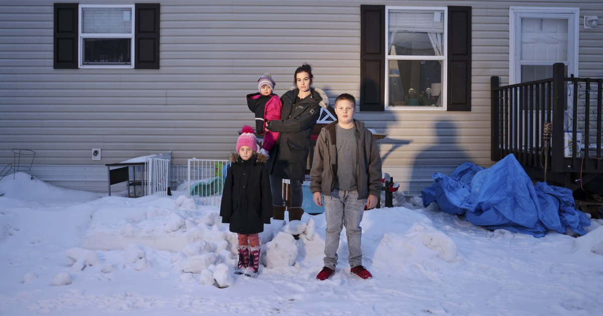 Mobile home dwellers hit even harder when facing eviction