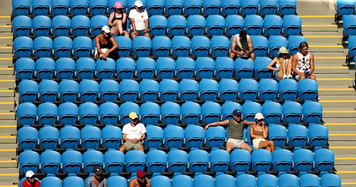 Australia tennis chief urges strict quarantine for Tokyo Olympics