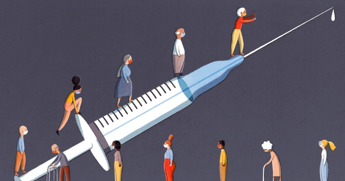 Opinion | I always thought I would live my principles. But then I needed a Covid vaccine.