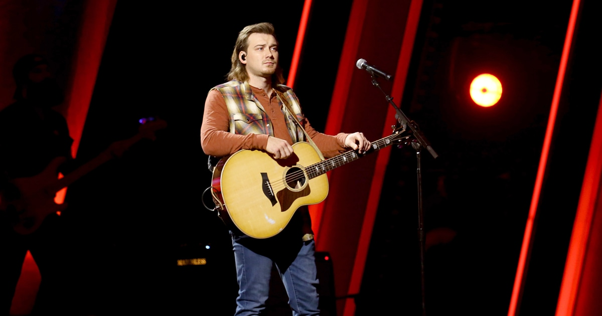 Morgan Wallen issues apology, tells fans not to defend him: 'I fully accept any penalties I'm facing' - NBC News