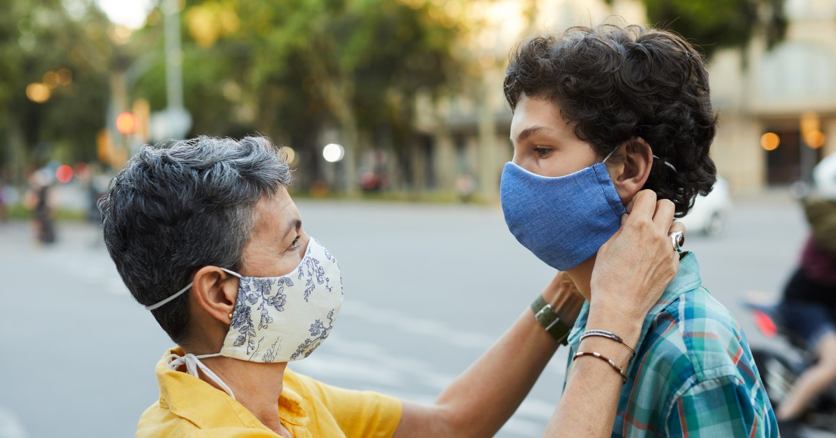 Best face masks to wear: Doctors share their favorite masks - NBC News
