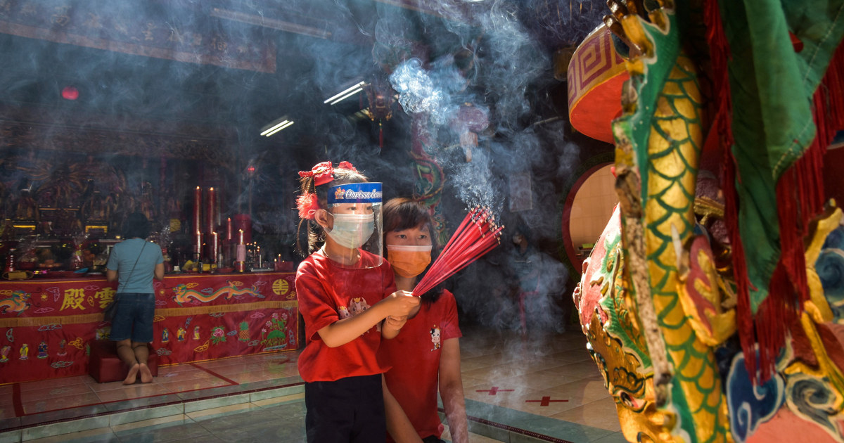 www.nbcnews.com: How people are celebrating Lunar New Year 2021 during Covid