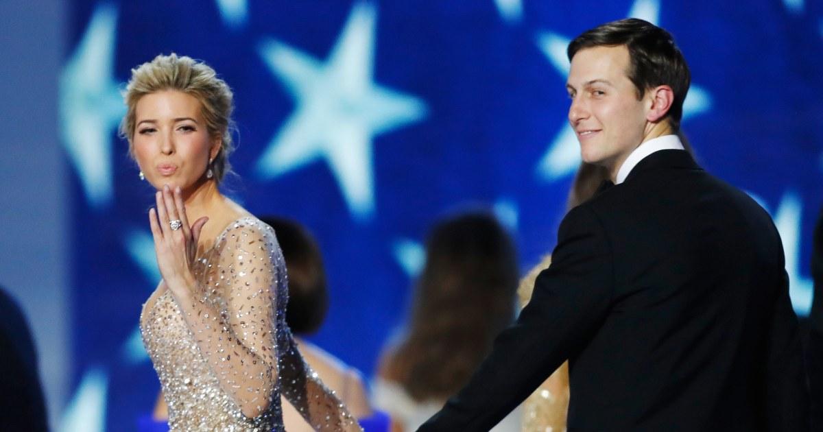 Ivanka Trump and Jared Kushner made millions in Washington. But at what cost?