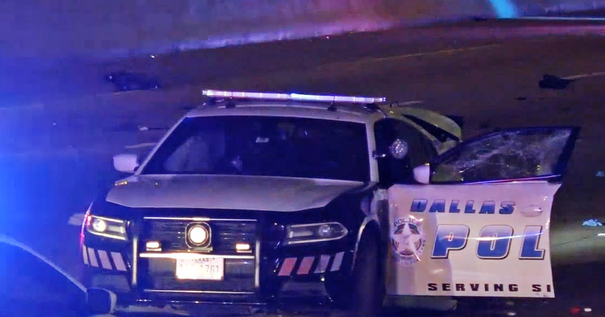 Dallas police officer murdered by suspected drunken driver thumbnail