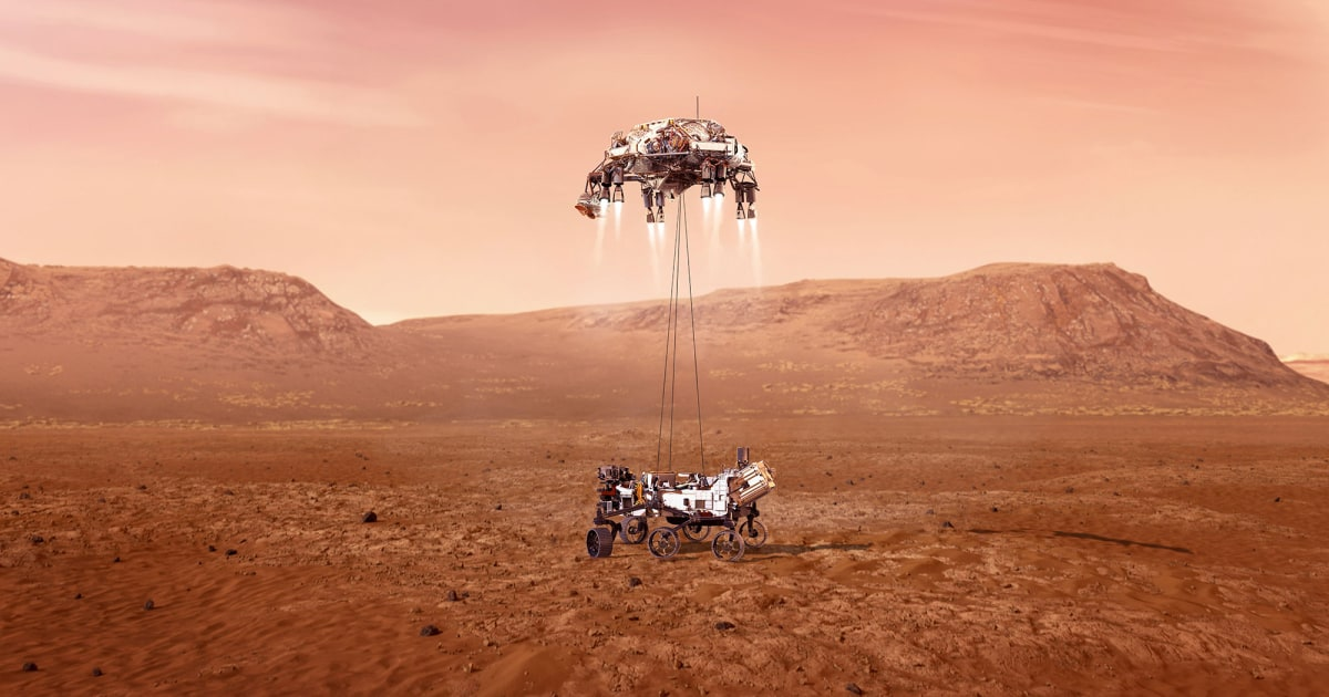 NASA Mars rover landing seeks new alien life. Here's how that would change the world.