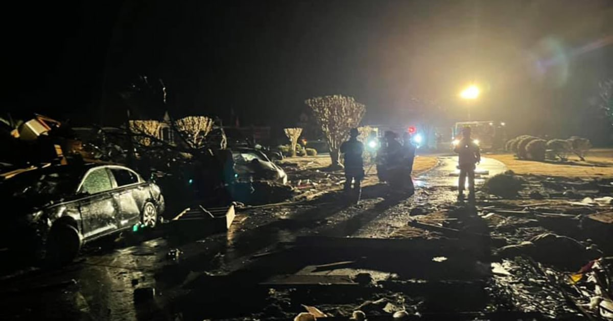 Three dead, 10 injured after tornado rips through North ...