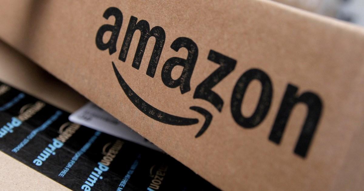 New York attorney general sues Amazon over Covid-19 shortfalls - NBC News