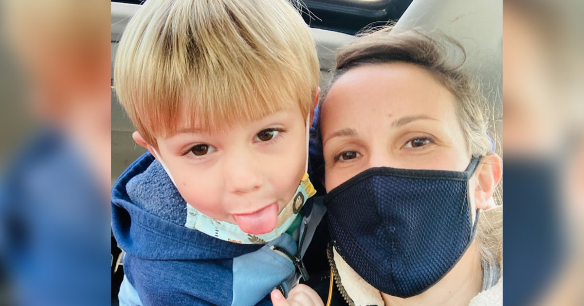 KYV's reboot-your-career camp: The single mom juggle of job hunting AND overseeing virtual school - NBC News