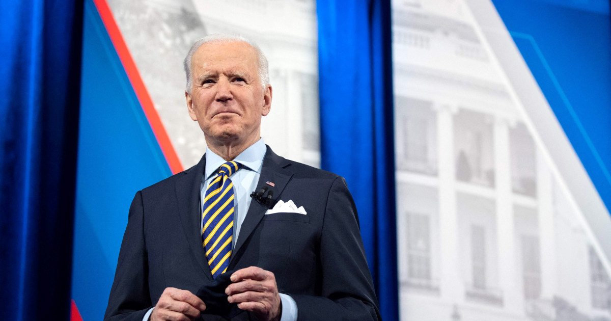 White House pitches Biden's Covid bill as bipartisan — without GOP votes