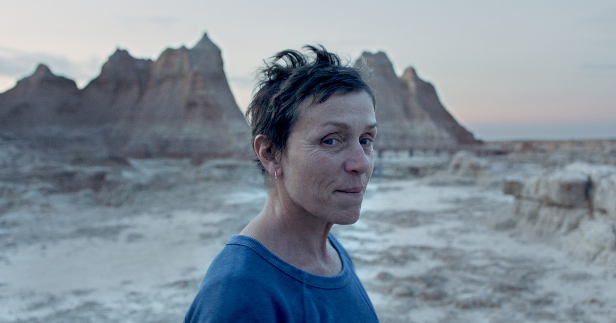 How the Frances McDormand drama 'Nomadland' defies Hollywood ageism - NBC News