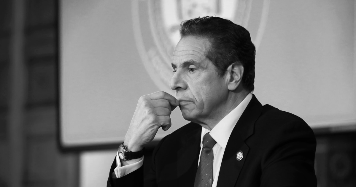 Trump made Cuomo a Covid hero. A nursing home scandal proves the honeymoon's over.