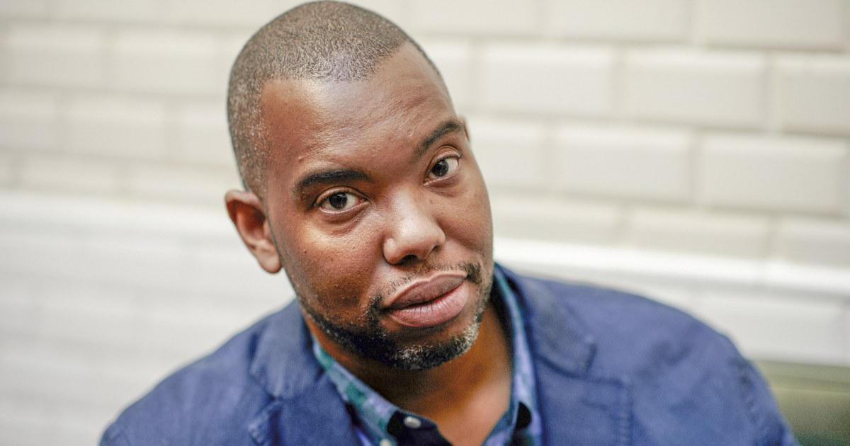 Ta-Nehisi Coates writing a new Superman film for DC and Warner Bros. - NBC News