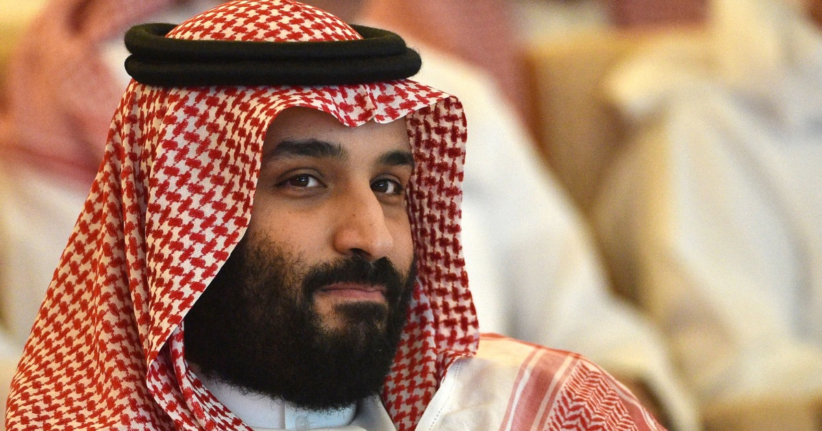 New public report to blame Saudi crown prince for 2018 killing of Jamal Khashoggi - NBC News