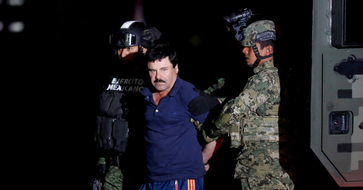 El Chapo attorney fights to toss drug lord's conviction