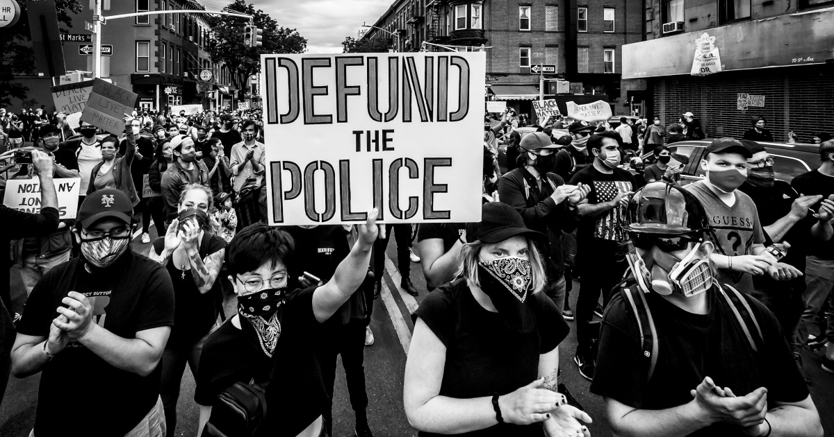 Abolishing the police and prisons is a lot more practical than critics claim