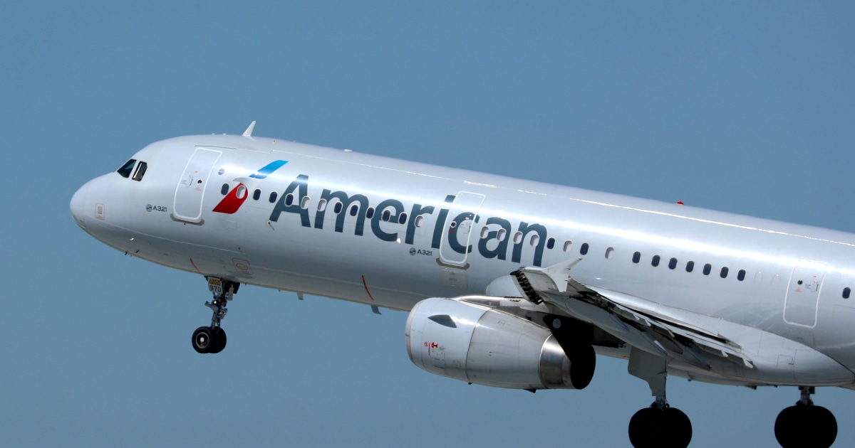 American Airlines extends alcohol service suspension after Southwest Airlines assault – NBC News