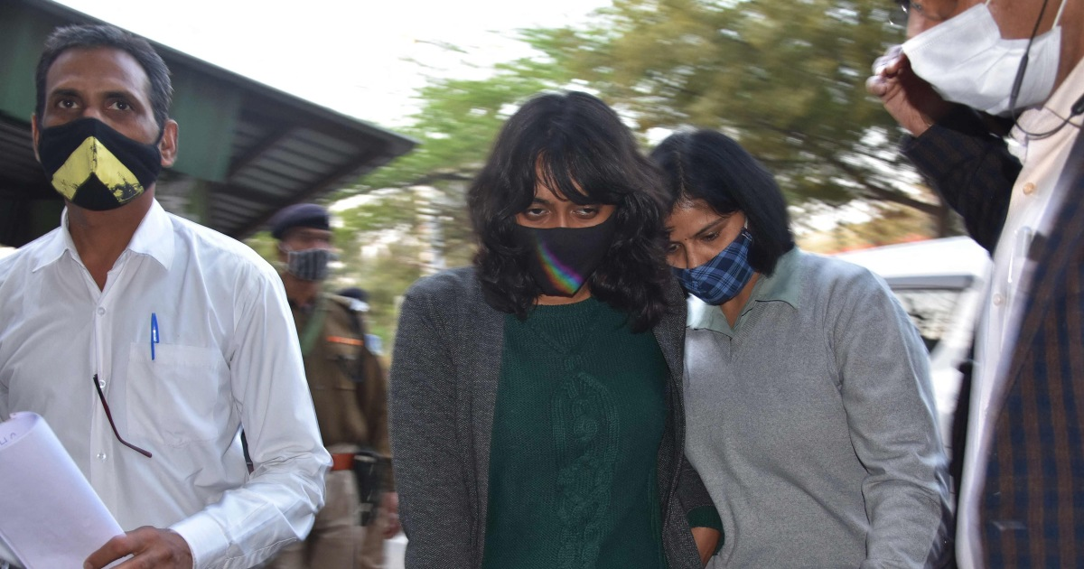 Climate activist who became symbol of India's crackdown on dissent granted bail thumbnail