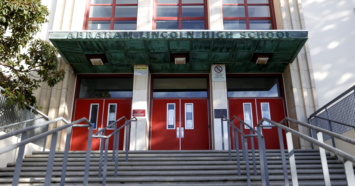 San Francisco school renaming effort stalls after colliding with another battle: School reopening