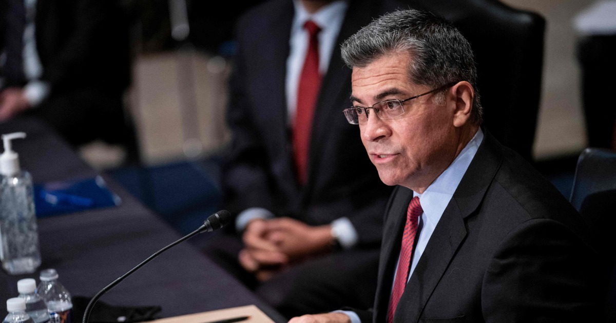 Here's why Xavier Becerra's confirmation critics gained no traction by attacking his Catholicism