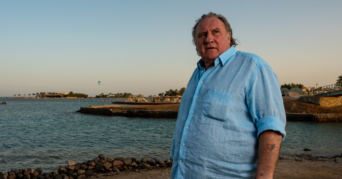 www.nbcnews.com: French actor Gerard Depardieu charged with rape in revived case