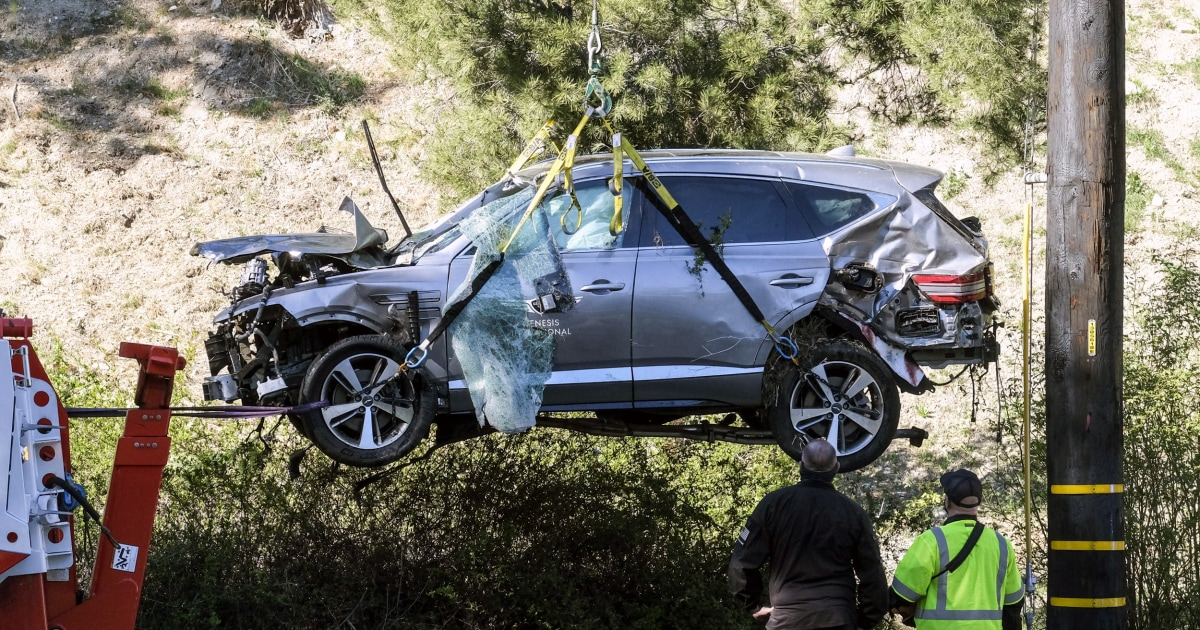 Tiger Woods moved to Cedars-Sinai to keep recovery after crash thumbnail