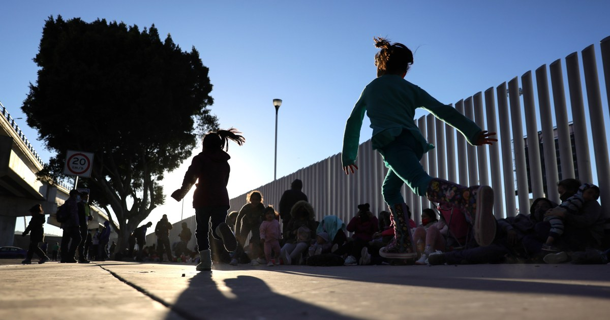 New shelter can only hold 10% of child migrants in U.S. custody. Advocates don't want Biden to build more.