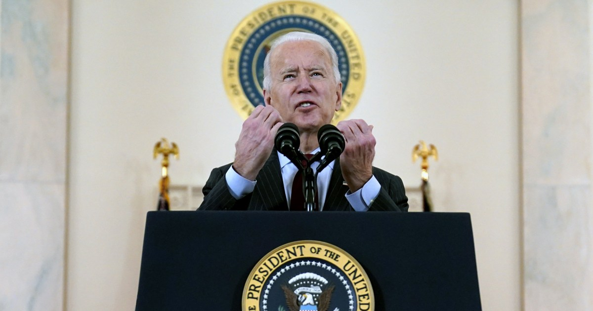 Sen. Sherrod Brown Biden's Covid stimulus is big for a reason: it's our best chance to save democracy